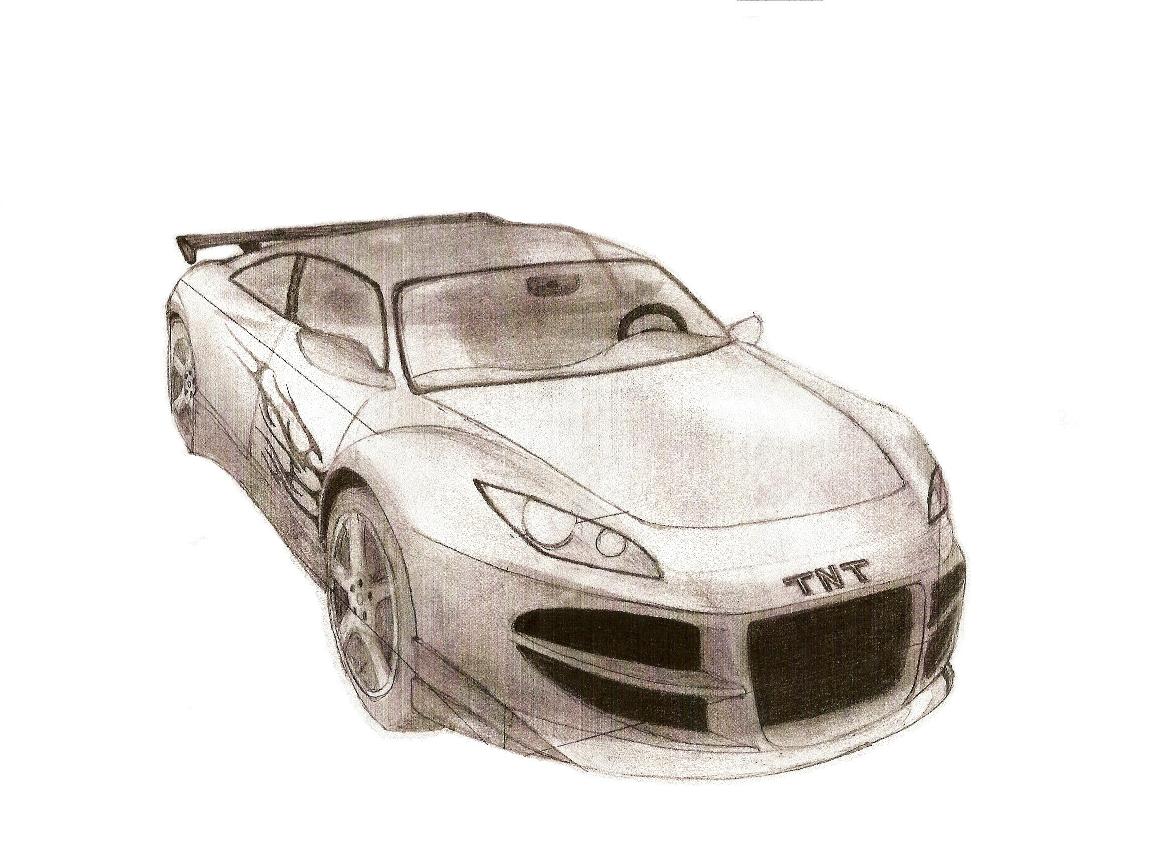 Archive du blog voila le croquis une voiture - Croquis voiture ...